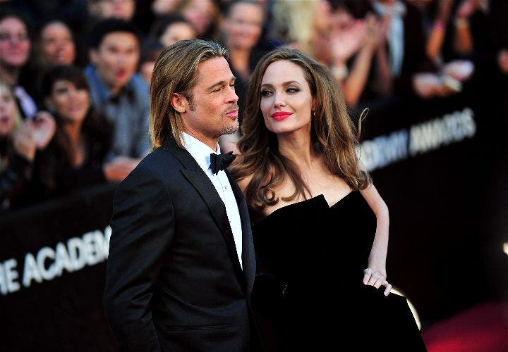 Hollywood Power Couple Brad Pitt and Angeline Jolie Reportedly Splitting