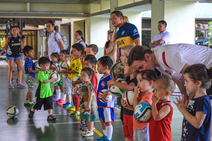Photo from: Kaya FC Academy