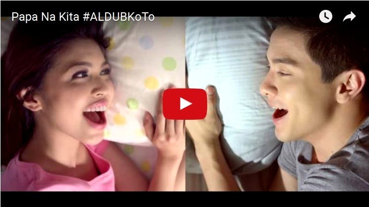 Most Viewed YouTube Ads in the Philippines According to Google: AlDub is #1