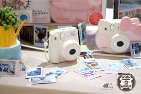 Fujifilm Instax & Crafts: An Afternoon of Crafting & Creating