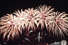 7th Philippine International Pyromusical Competition Mall of Asia