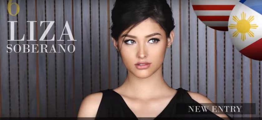 Liza Soberano Ranked as 6th Most Beautiful Face of 2015