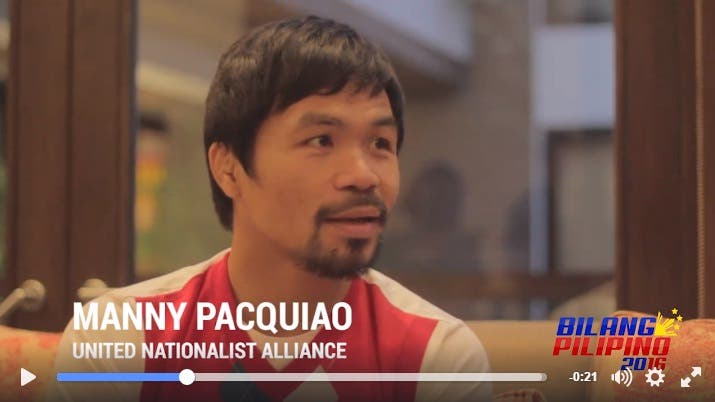 Manny Pacquiao Same Sex Marriage (11)