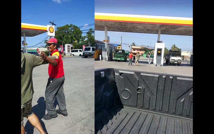 READ Gas Attendant Returns Netizen's Phone and Asks Him to Pay It Forward 3