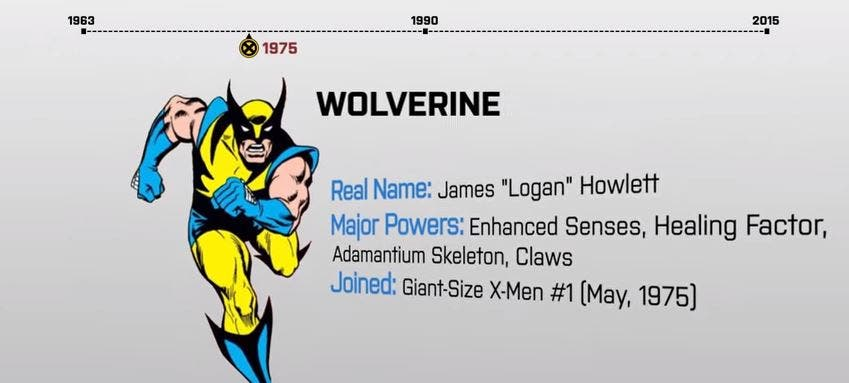 WATCH Every X-Man in History... Explained