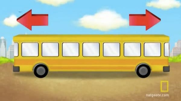 Which Way is This Bus Going More Children Than Adults Could Answer This Puzzle