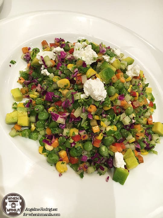 Wolfgang's Steakhouse Beverly Hills Salad