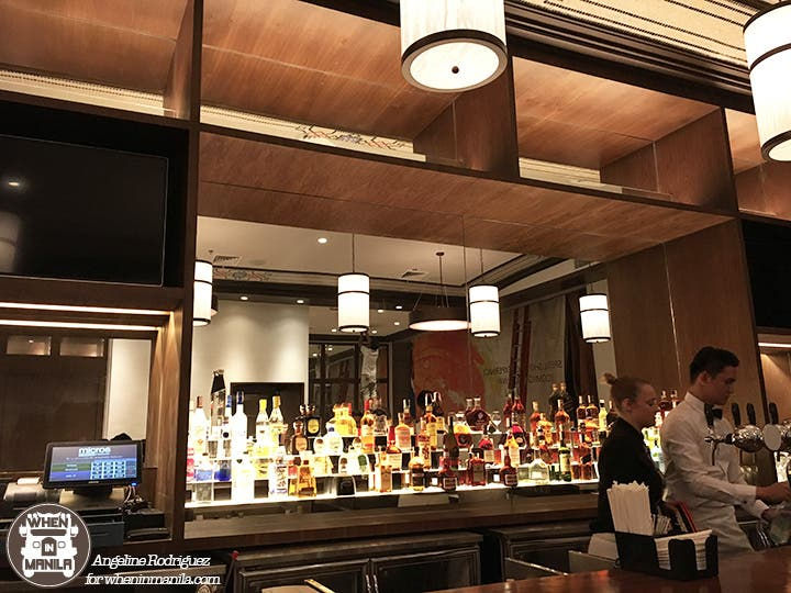 Wolfgang's Steakhouse interiors 1