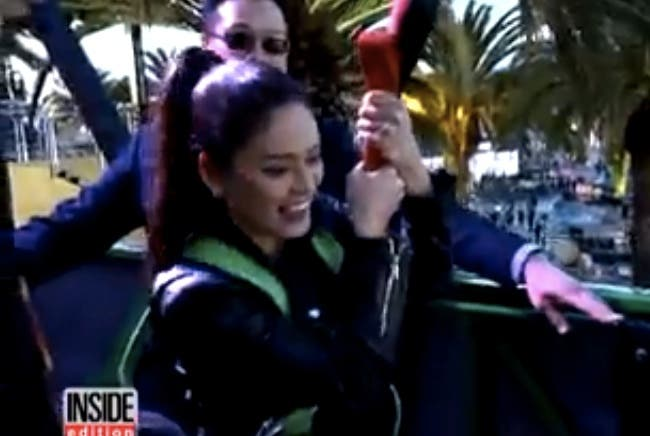 miss universe pia wurtzbach ziplines super bowl city