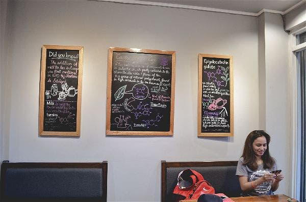 Chemistea Cafe Coffee Shop Quezon City