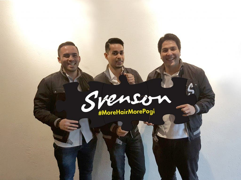 Sam YG Svenson Pogi Maintenance Program