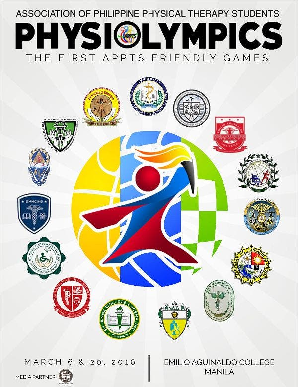 The Association of the Philippine Physical Therapy Students Multi-Sport Event Emilio Aguinaldo College