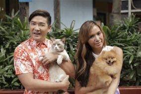 Tim Yap and Divine Lee Reveal their Sweet Spot for Animals on AnimaLife TV