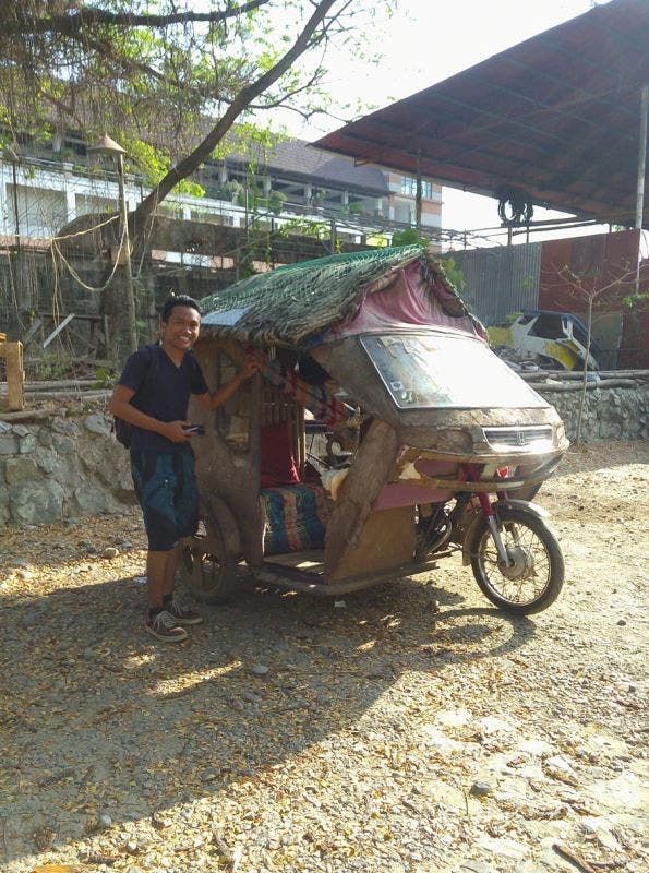 Bahay Kubo Tricycle (3)