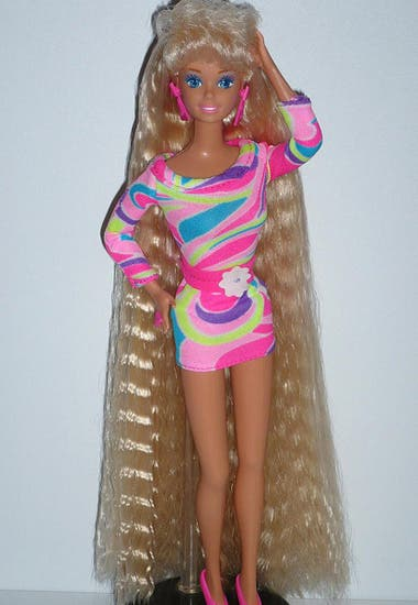 Barbie toys from the 90s