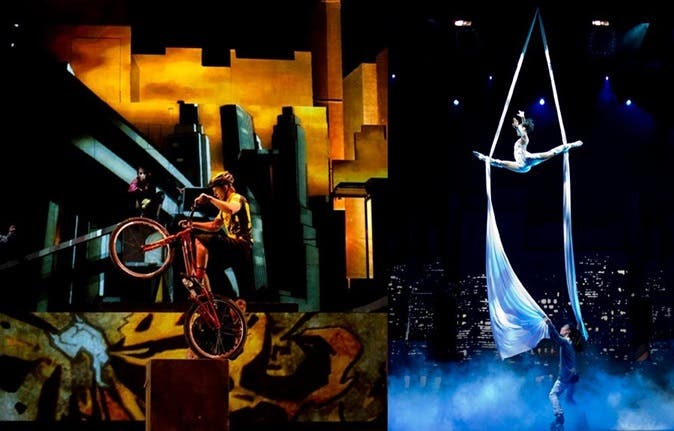 Cirque Eloize iD A Crisp Mashup of West Side Story and Hiphop Review When In Manila  Review CharlesAngel Marina Bay Sands Singapore  (3)