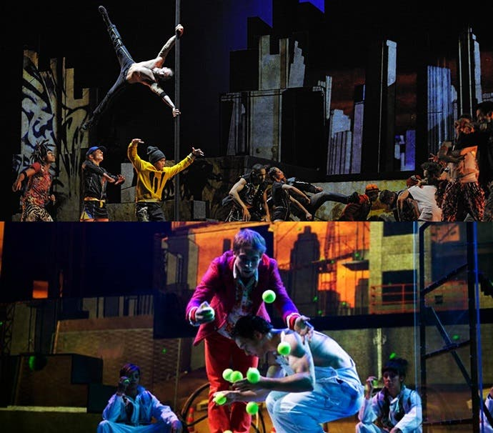 Cirque Eloize iD A Crisp Mashup of West Side Story and Hiphop Review When In Manila  Review CharlesAngel Marina Bay Sands Singapore  (4)