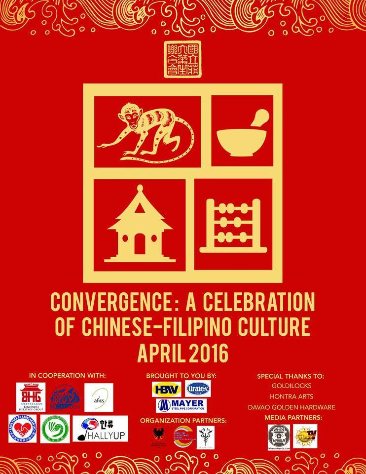 University of the Philippines Convergence: A Celebration of Chinese-Filipino Culture This April 2016