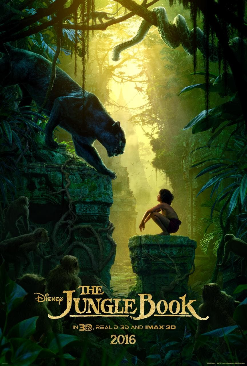 """Help Enrico Urbano Fight His Happy Battle: Join this Special Screening of """"The Jungle Book"""" at Glorietta 4"""