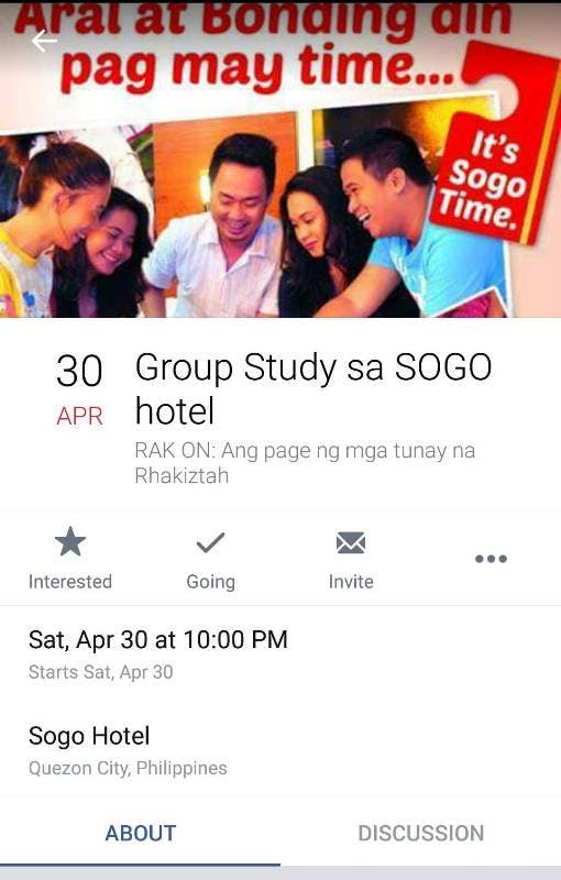 Group Study sa SOGO (1)