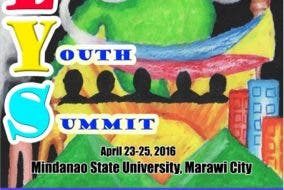 The First-Ever Lanao Youth Summit Happens this April