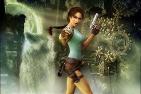 Lara Croft Tomb Raider PlayStation