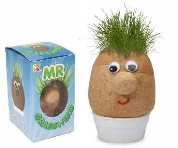 Mr Grasshead toys from the 90s