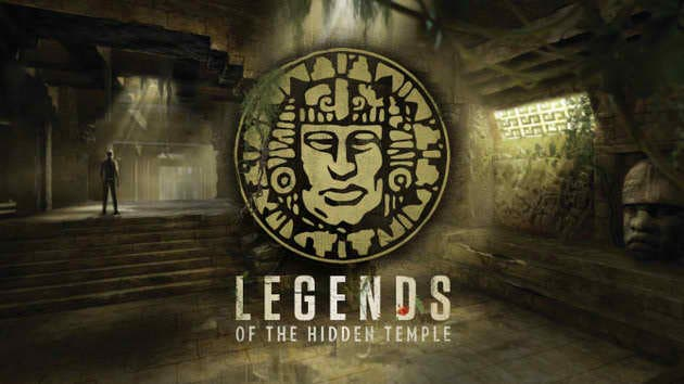 Nickelodeon Legends of the Hidden Temple