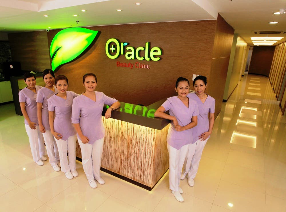 Oracle Beauty Clinic - Korean beauty services in Manila
