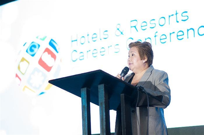 Enderun Launches the Hotels and Resorts Careers Conference 2016
