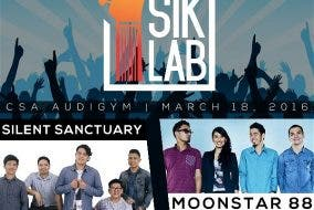 Colegio San Agustin Catch Silent Sanctuary and Moonstar88 at SIKLAB