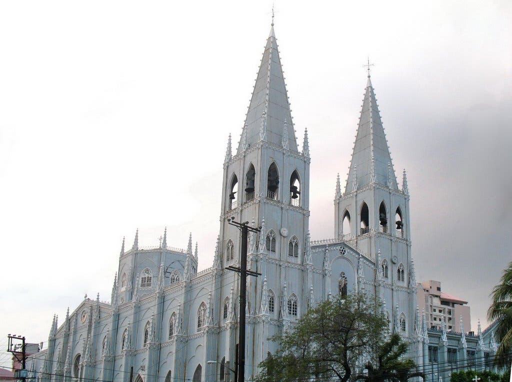 14 churches to consider for your visita iglesia activity