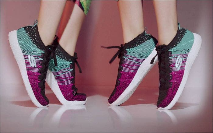 Skechers Burst for Women: Behind the Scenes with Demi Lovato