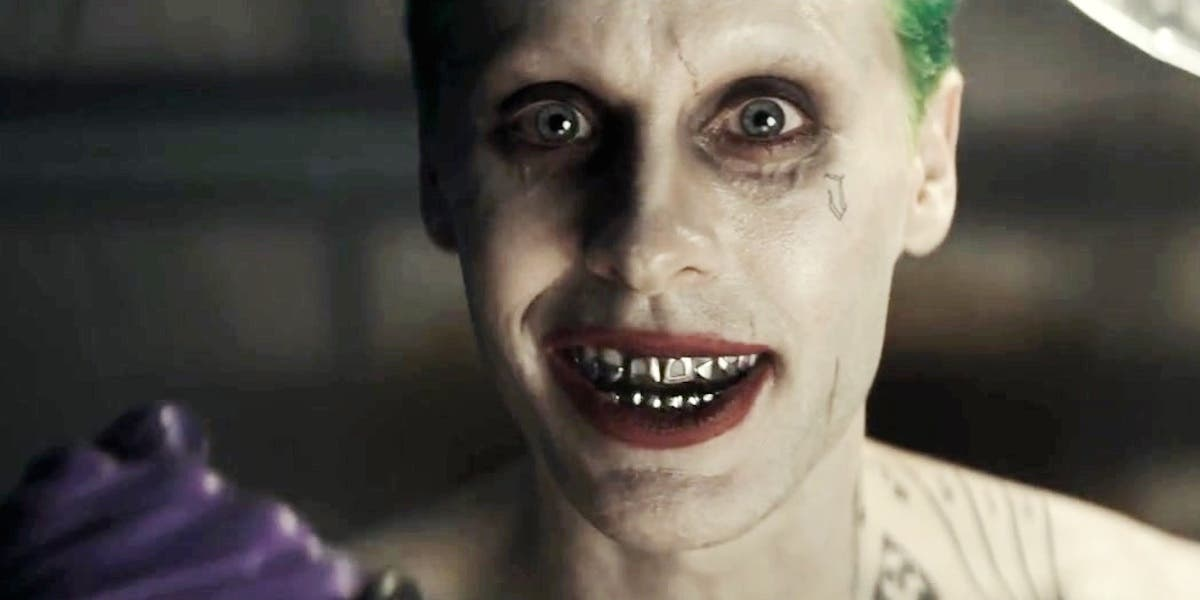 Suicide Squad Director Says Jared Leto's Performance as the Joker is Absolutely Incredible
