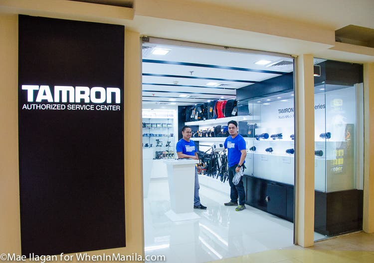 Tamron Philippines Service Center Lens Photography Mae Ilagan When in Manila (9 of 11)