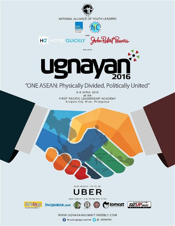 National Alliance of Youth Leaders' UGNAYAN 2016: Promoting Social Awareness on Present-Day Issues