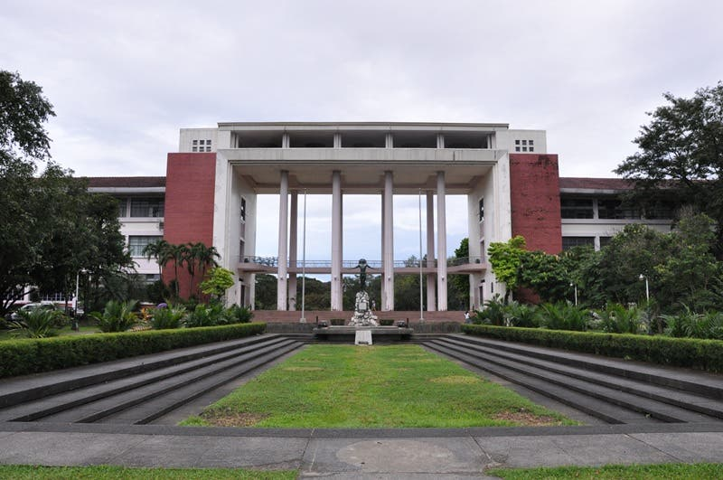 UP Diliman Oblation
