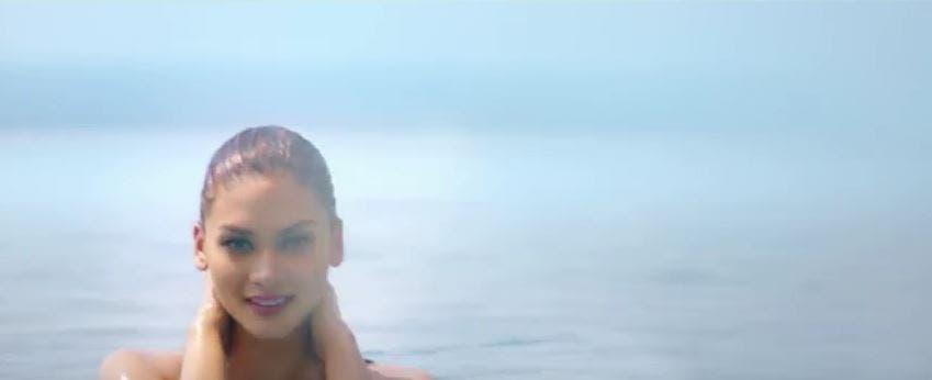 WATCH Pia Wurtzbach Stars in Commercial in Bali