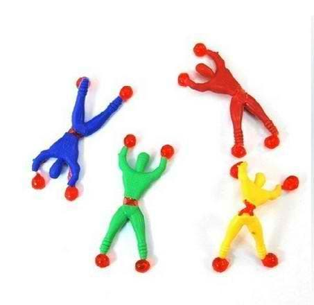 Wacky Wall Walker toys from the 90s