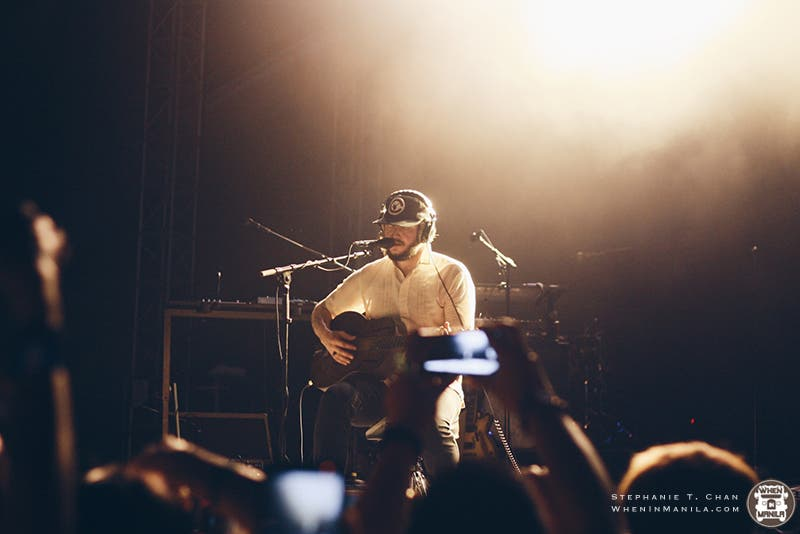 Bon Iver Death Cab for Cutie The Naked and Famous San Cisco Panama Blackbird Blackbird Chad Valley Wanderland Music and Arts Festival 2016 Karpos Multimedia