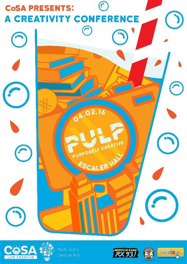 Pulp 2016: A Creative Conference by The Ateneo Collegiate Society of Advertising