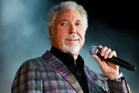 Tom Jones LIVE in Manila on April 2, 2016 at The Big Dome Ovation Productions Live Nation