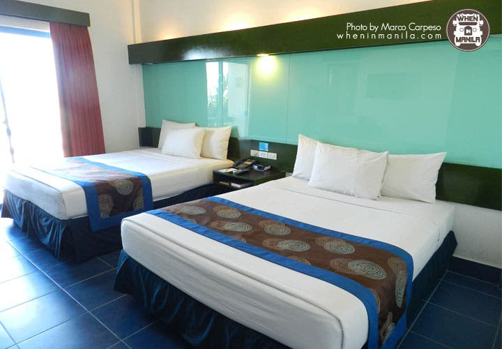 Start your Summer Adventure at Microtel Puerto Princesa
