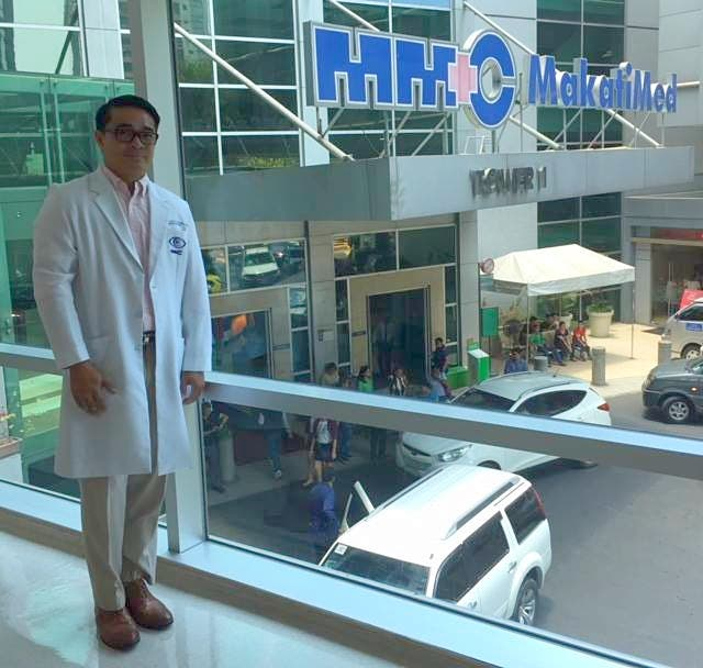 Makati Med Doctor gives a thoughtful advice on value and respect