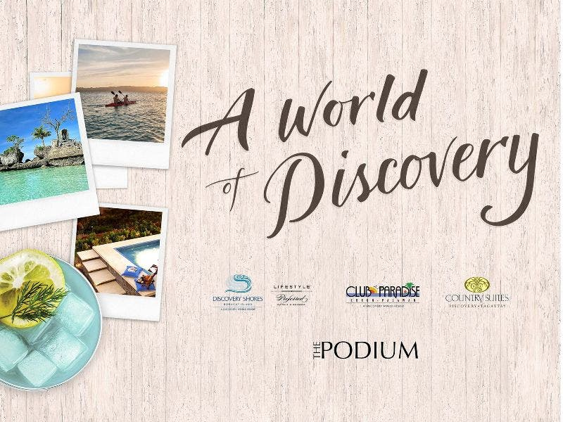 A World of Discovery Travel Mart