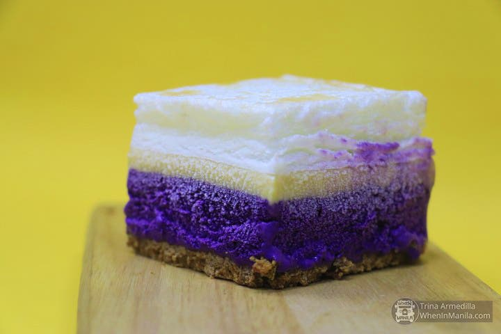Frozen Ube Brazo of Bellefleur by Beatrix