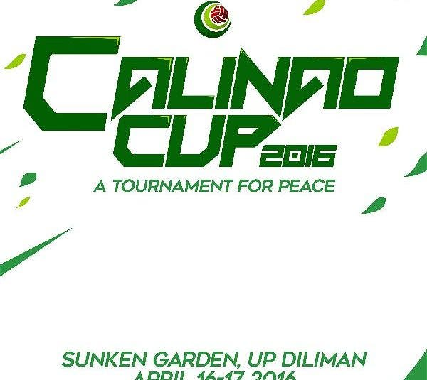 Calinao Cup 2015: A Tournament for Peace