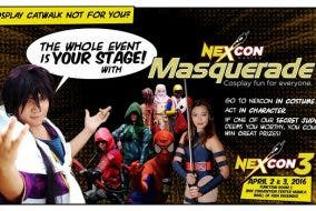 NEXCON 3: The Geek Event of the Summer!