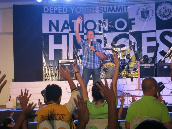 DepEd Youth Summit in Negros Oriental