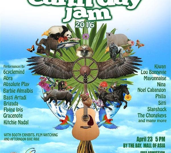 Earthday Jam: 16 Years of Sizzling Music Street Party for Mother Earth!